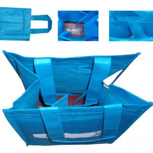 wine tote-shopping bag 2 in 1