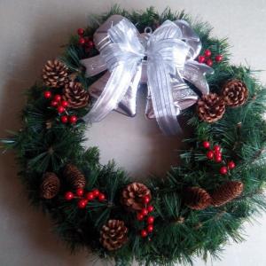 wreath/Christmas wreath